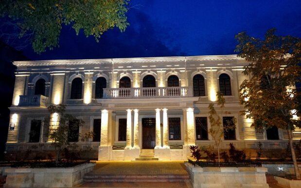 Феодосийский музей древностей Что посмотреть в Феодосии